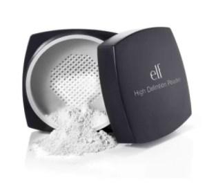 skin blurring powder
