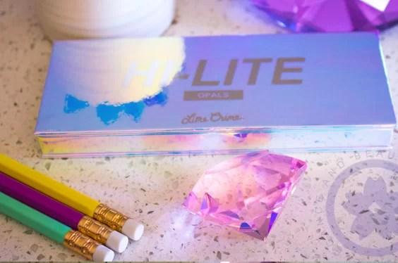 Lime Crime HI LITE Opals Palette Review