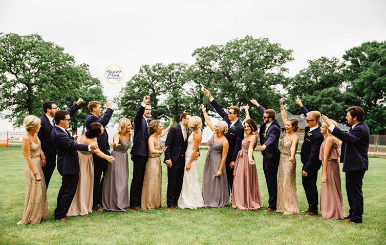 Beeck/Lenhart Wedding, June 2019