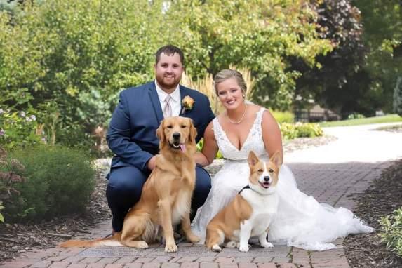 Eichenberger/Sexton Wedding, August 2019
