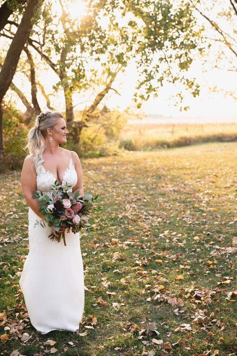 Graves/De Kok Wedding, October 2020