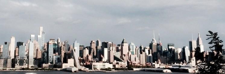 Elegance Of Simplicity | New York Skyline