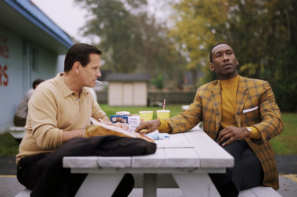 El estilo de Don Shirley en Green Book