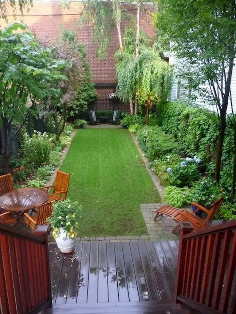 45 Gorgeous Small Backyard Garden Landscaping Ideas
