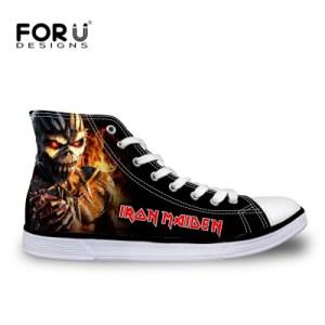 All Start Iron Maiden Negras