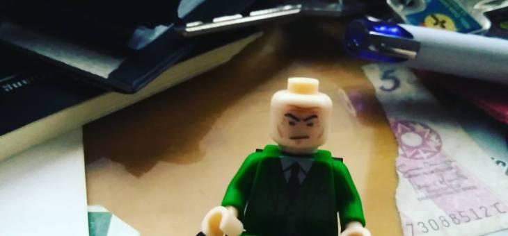 Lego de Charles Xavier