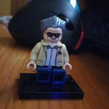 Stan Lee Lego