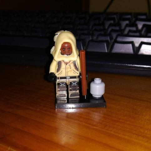 Morgan TWD LEGO