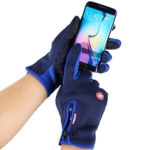 guantes para el móvil