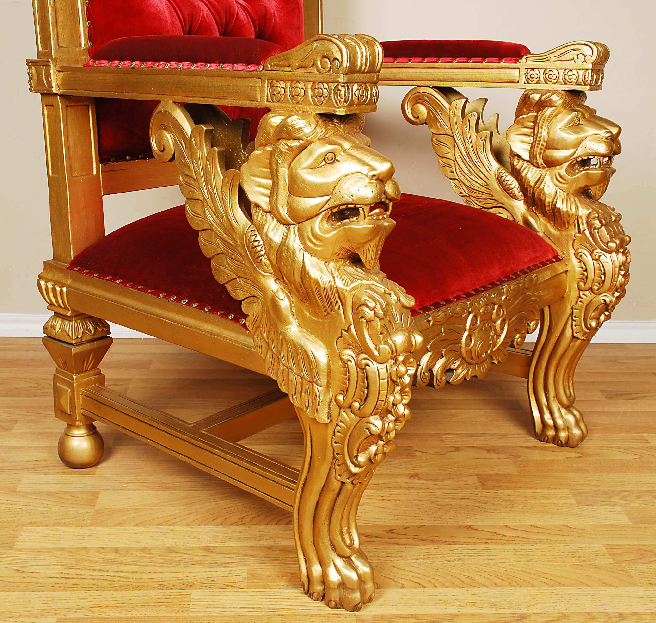 Lion Chair Related Keywords And Suggestions For Lion Throne