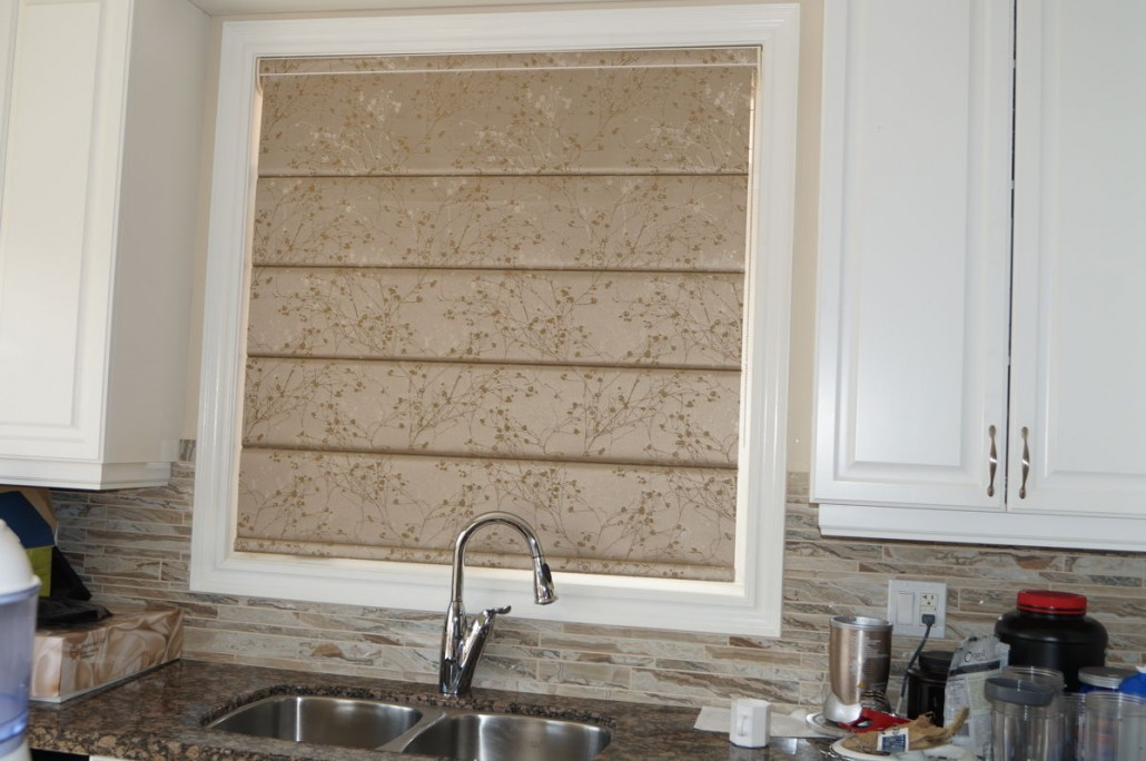There are a few steps involved in installing a window, starting with removing the old window, and then. Kitchen Window Treatments   Drapes and Shades   Elegant
