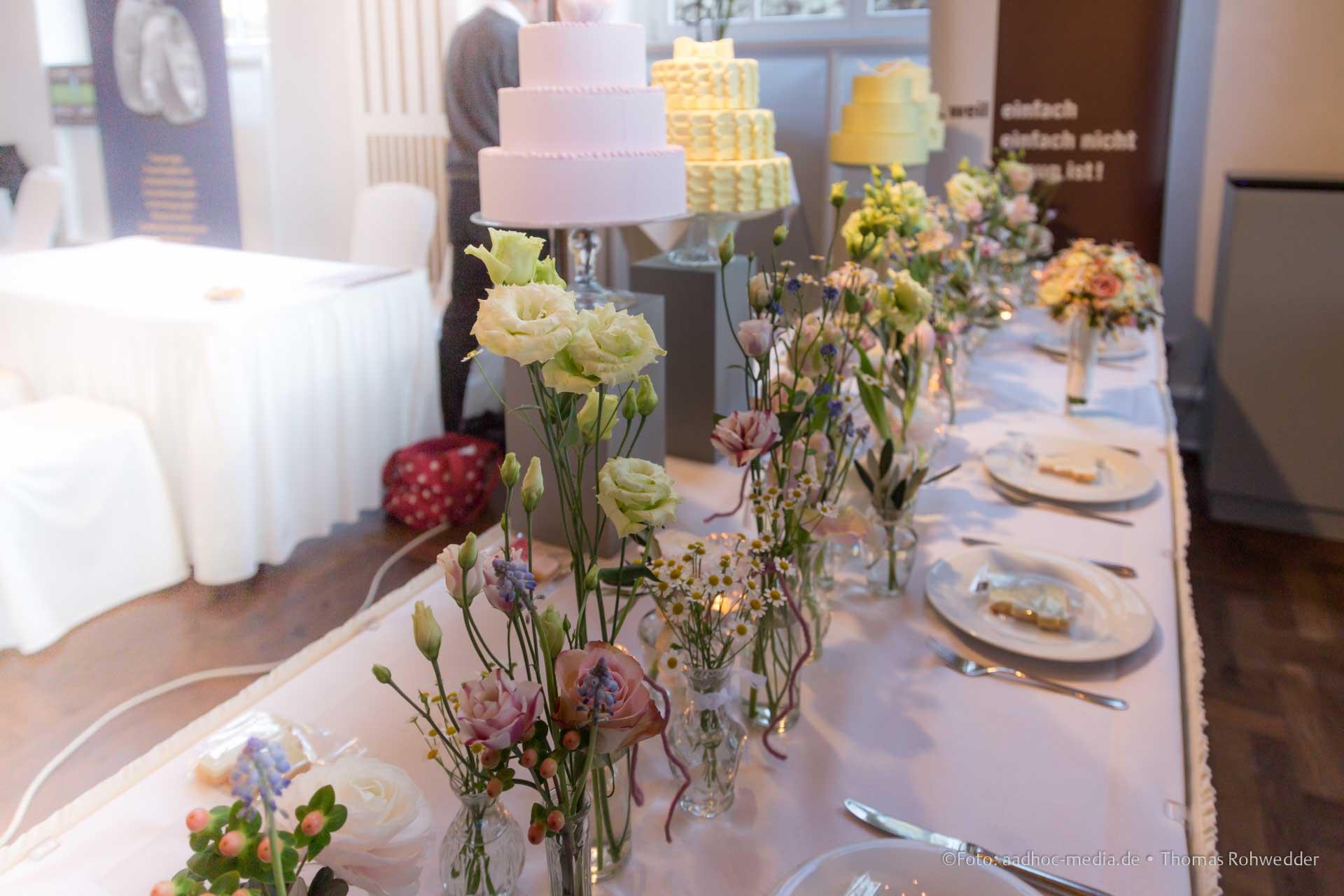 Bilder von der Hochzeitsmesse Kiel im Kieler Yachtclub
