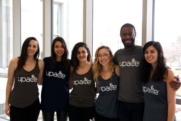 Upace Team Led by Woman Entrepreneur