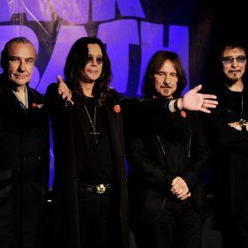 Black Sabbath (Foto Reprodução)