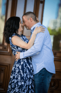 Sacramento couple engagement photography. Elegant Events Media