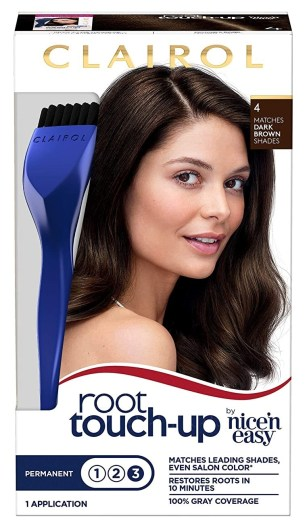 Clairol Root Touch Up Permanent Hair Color Creme