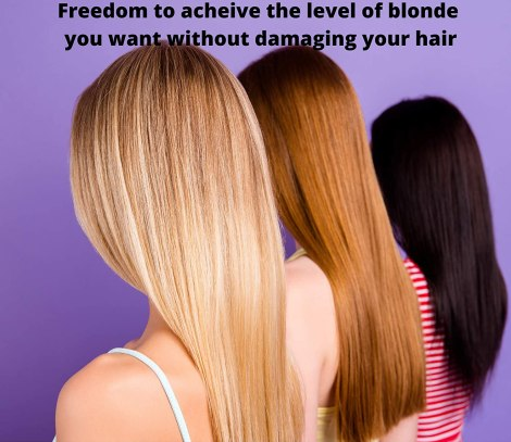 Perfect Blond Extra Strength Professional Hair Bleach