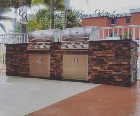 Outdoor Kitchen Builder Estero - Elegant Outdoor Kitchens of Fort Myers, Florida