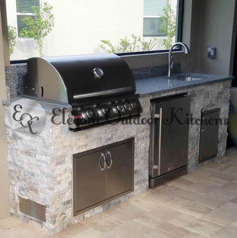 Outdoor Kitchen Cypress Walk Neal Communities Fort Myers, Florida