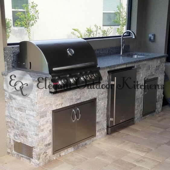 Outdoor Kitchen Cypress Walk Neal Communities Fort Myers, Florida