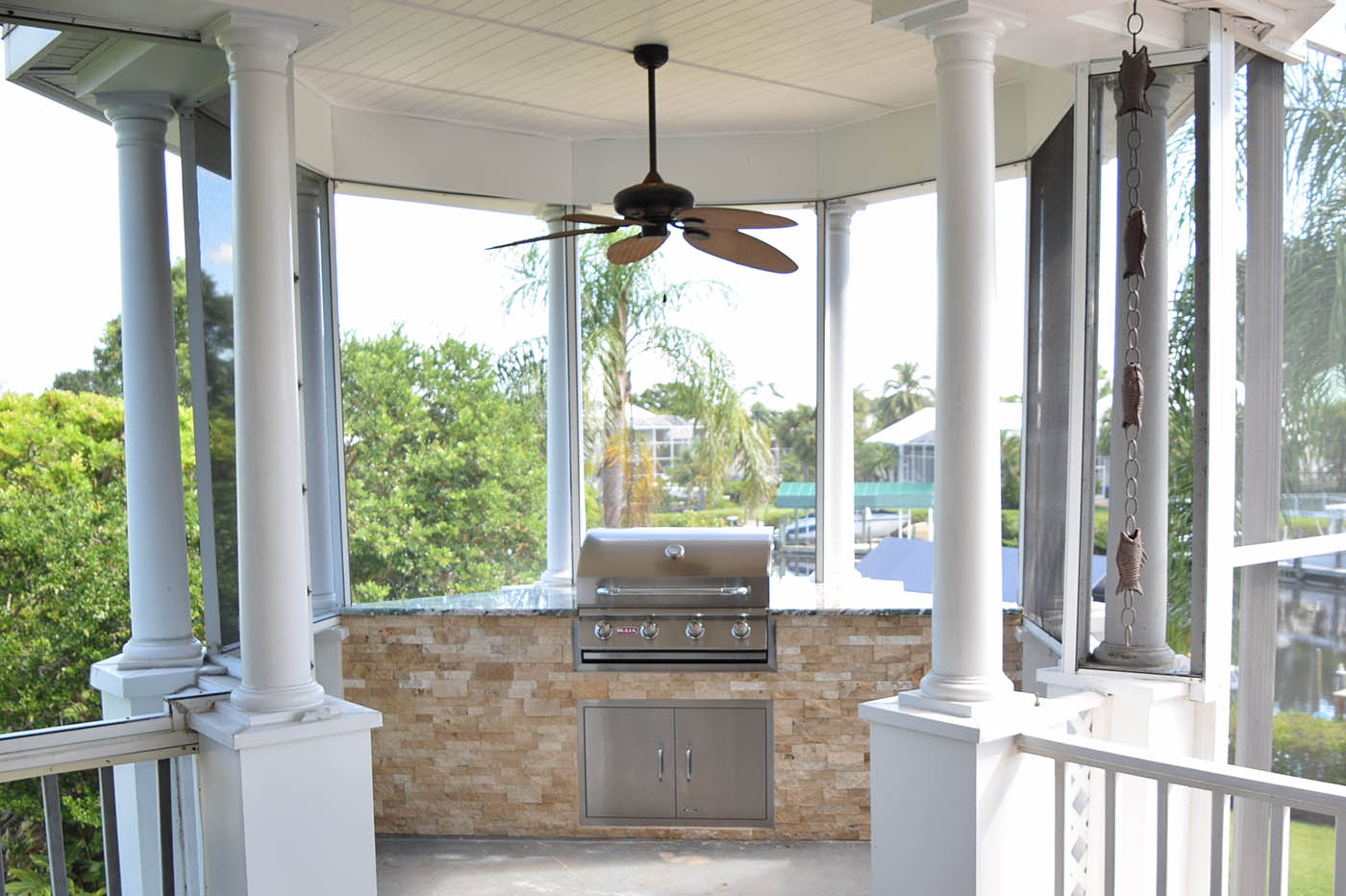 Outdoor Kitchen Construction Services of Fort Myers, Florida ...