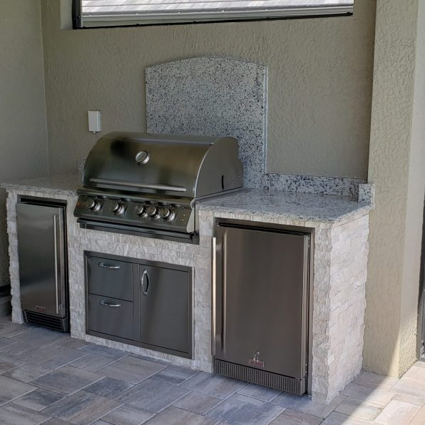 Diana Royal Outdoor Kitchen