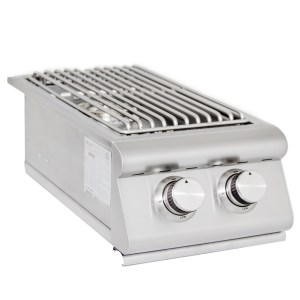 Blaze Built-In Double Side Burner
