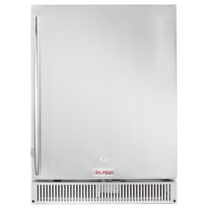 Blaze Outdoor Rated Stainless 24 Inch Refrigerator 5.2 CU
