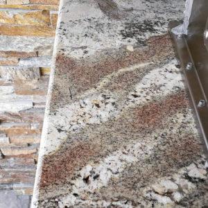 Custom Outdoor Kitchen Countertops - Granite