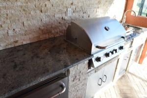 Grand Villa Barbecue Island - WCI Layout