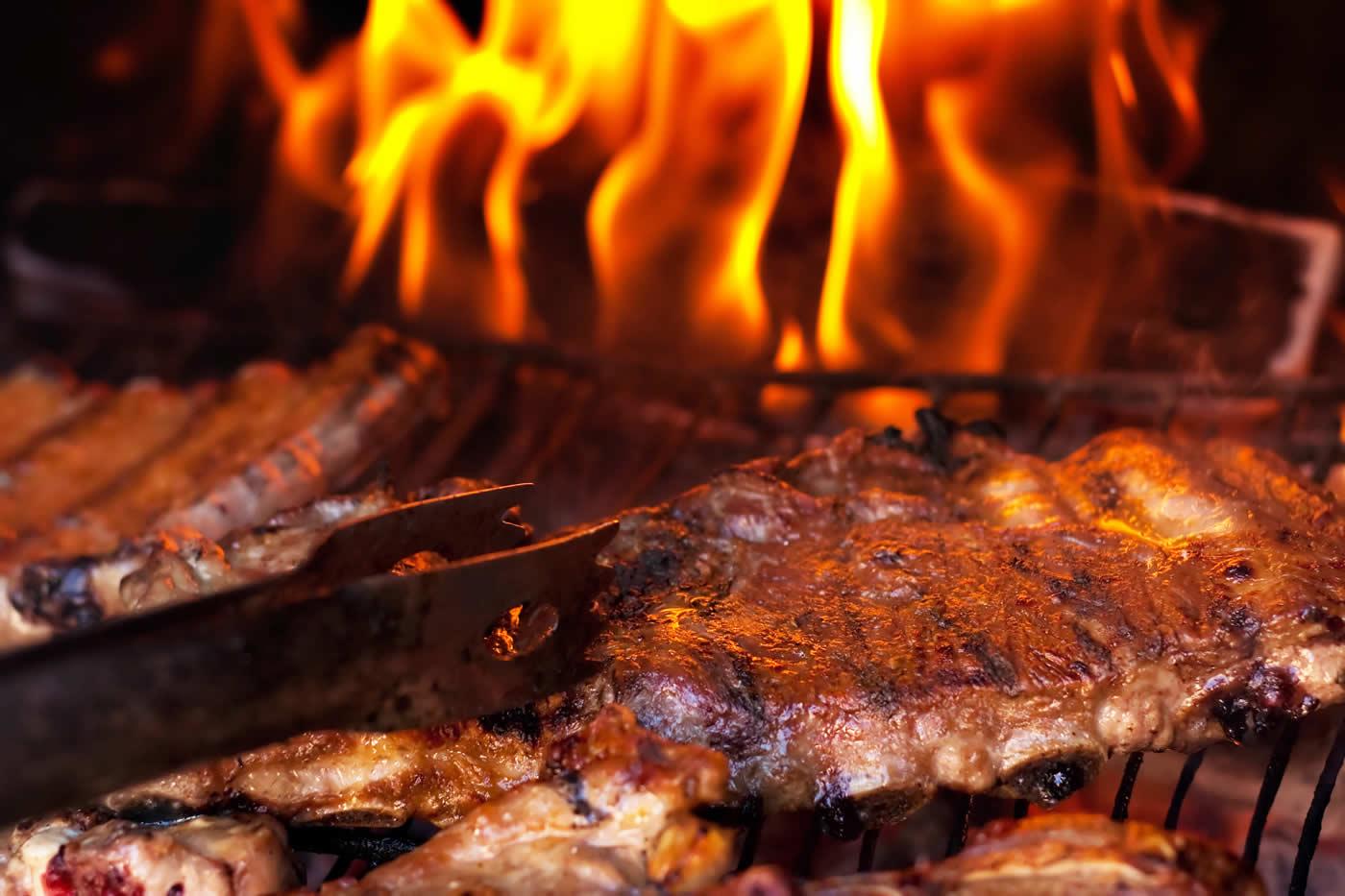 Amazing BBQ Ribs - Professional Barbecue Grill Recipe