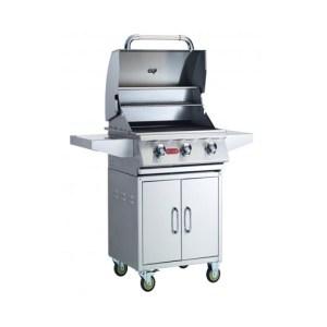"""BULL 24"""" Steel Grill Cart"""