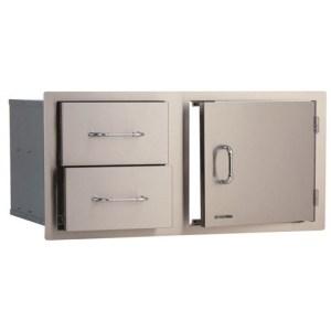 BULL-38-Door-Drawer-Pantry-Combo