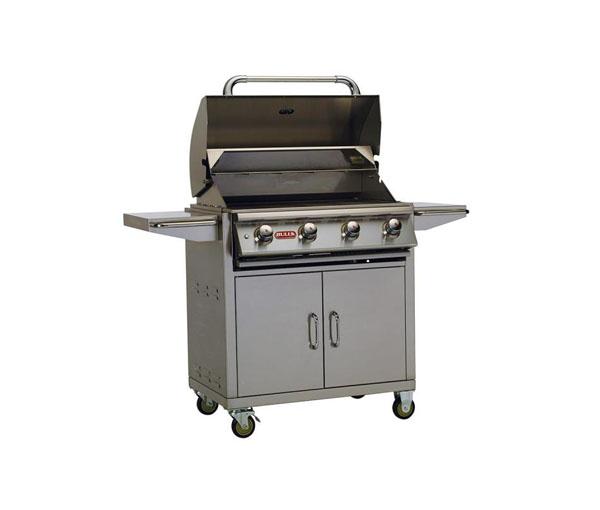 BULL 4-Burner Lonestar Select Grill Cart-2