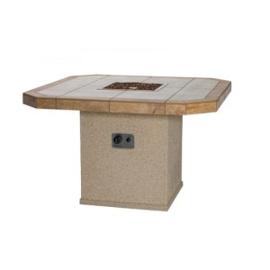 BULL Square Fire Table