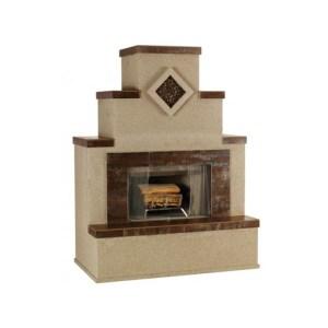 BULL Wood Burning Fireplace