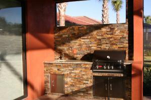 Southwest Florida Outdoor Kitchen Design & Construction - Elegant Outdoor Kitchens