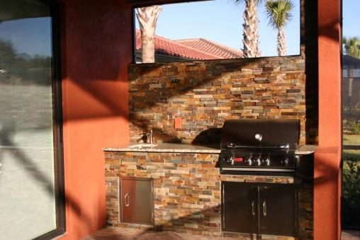 Southwest Florida Outdoor Kitchen Design & Construction - Elegant Outdoor Kitchens