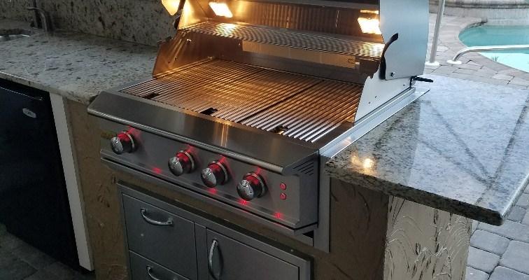 Blaze 34 Professional Barbecue Grill