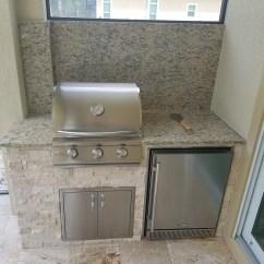 Complete Outdoor Kitchen Kits Ikea Table Set On A Lanai Patio Extension Elegant