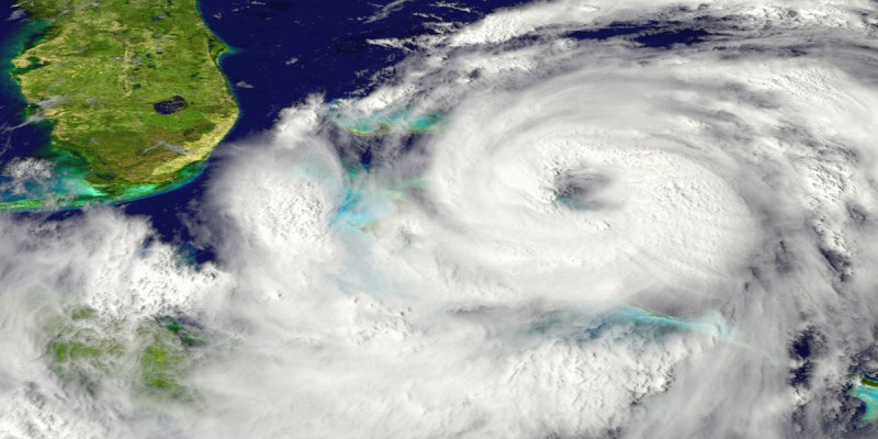 Florida State Category 5 Hurricane Irma