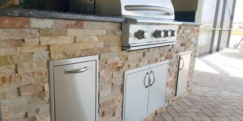 The Classically Beautiful Style Eok Outdoor Kitchen Elegant
