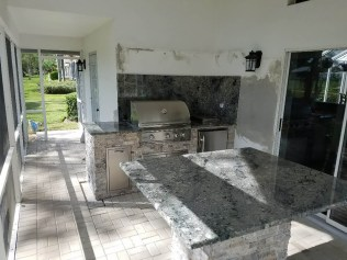 EOK - Custom Outdoor Living Area Design