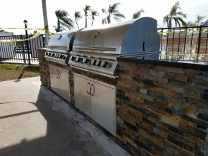 Elegant Outdoor Kitchens of Southwest Florida - Dueling Grills the Sequel