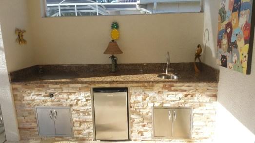 Legendary Outdoor Kitchens - Elegant Outdoor Kitchens - Outdoor kitchen project portfolio