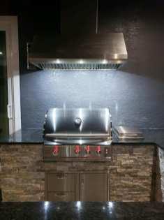 The Contractors Outdoor Kitchen - Blaze 34