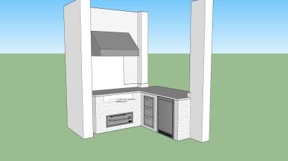Elegant Outdoor Kitchens professional design team