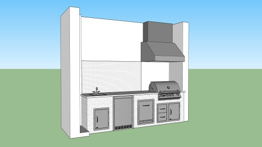 outdoor kitchen design fort myers wci