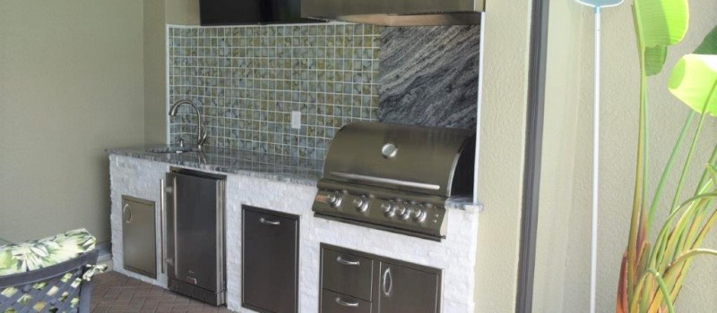 outdoor kitchens fort myers