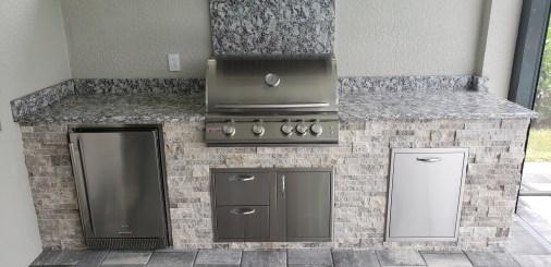 Summer Kitchen by Elegant Outdoor Kitchens of Southwest Florida